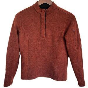 ExOfficio Warm Pullover Jacket S